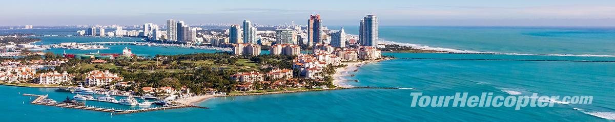 Miami Beach Helicopter Tour