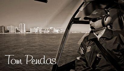 Helicopter Tour Ride - Tom Pendas