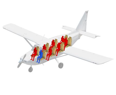 Tour Airplane GA8