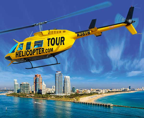 Tour Helicopter Bell Long Ranger