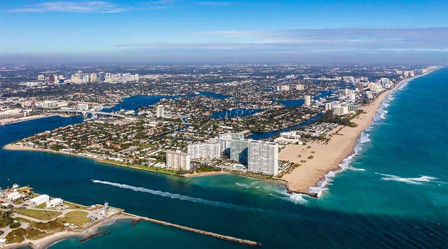 Fort Lauderdale Beach FL1